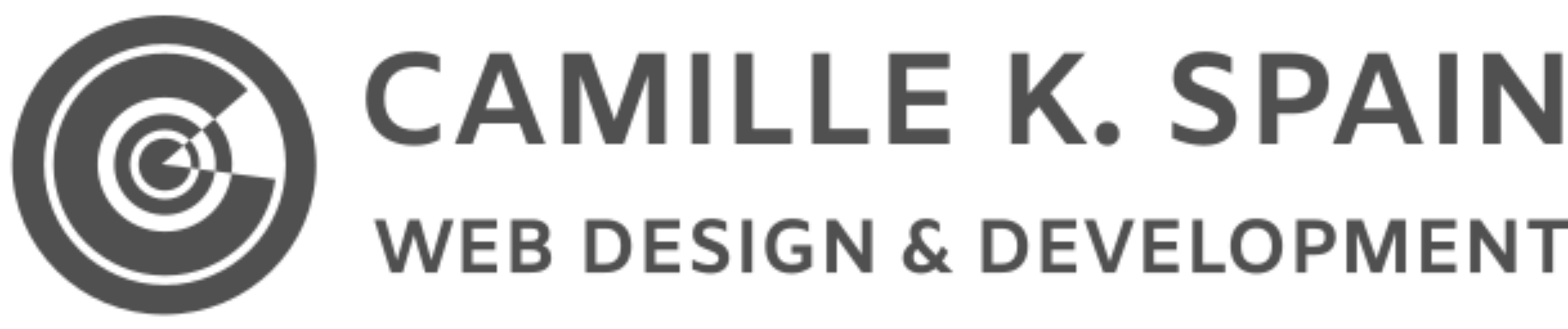 Camille K. Spain Web Design & Development